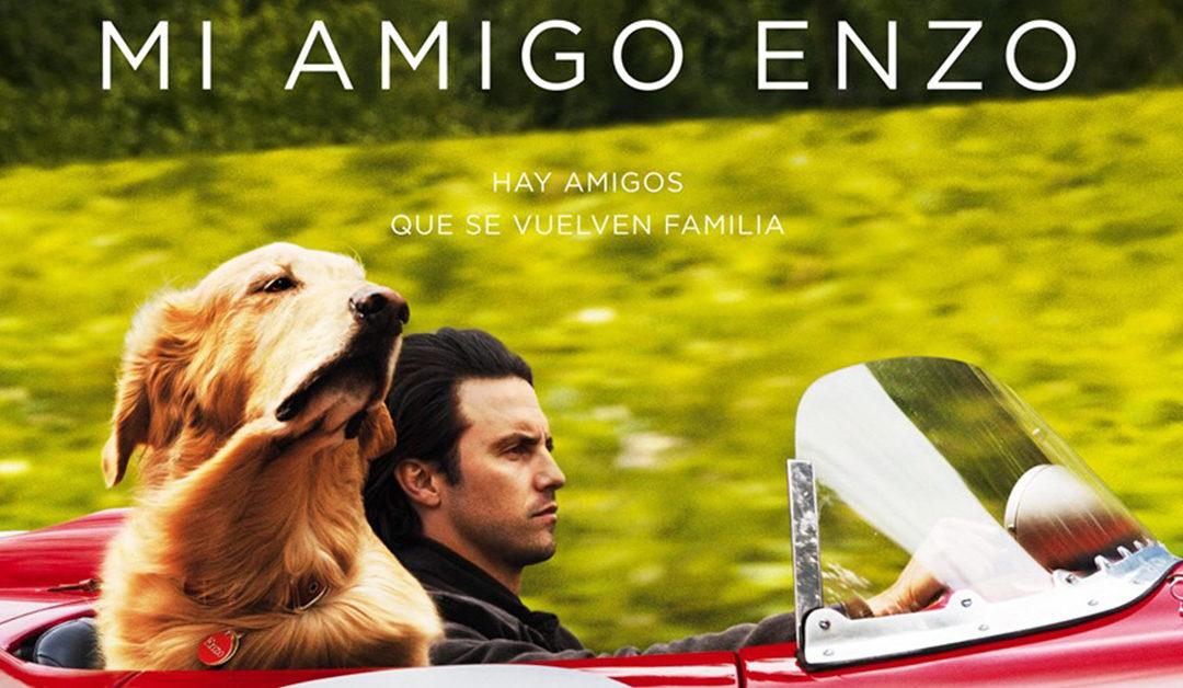Cine Mi Amigo Enzo