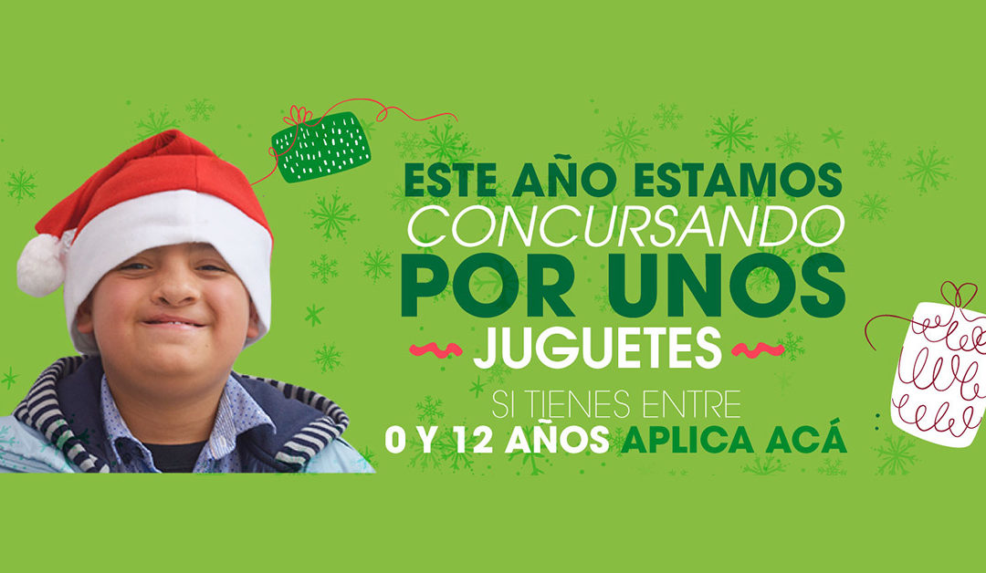 Participa por Juguetes