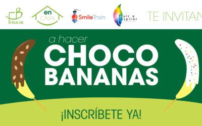 VAMOS A HACER CHOCO BANANAS