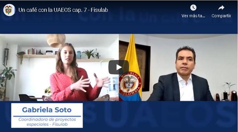Colombia sí es solidaria Fisulab